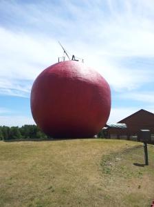 The Big Apple in Cobourg Ontario