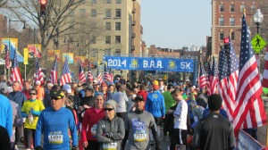 The start of the BAA 5K