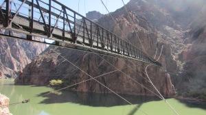 The black bridge.