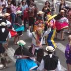 Two Clueless Canadians in Ecuador Quito Bike Day and Mitad del Mundo