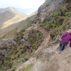 Two Clueless Canadians in Ecuador- Rucu Pichincha