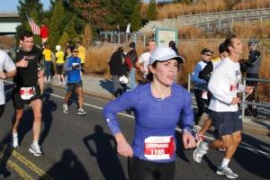 Jeff running the half 1:40:42