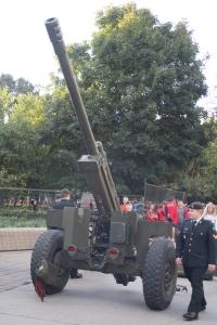 The starting gun!