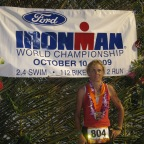 2009 Ford Ironman World Championships Race Report