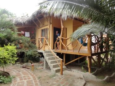 Hosteria Itapoa hut 16