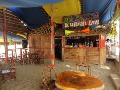 Puerto Lopez: Beach Bar