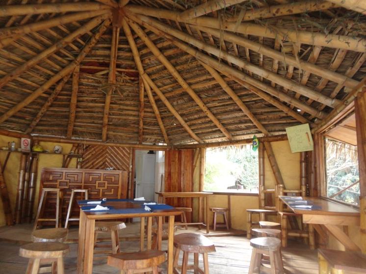 Hosteria Itapoa: Galley