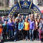 2016 Boston Marathon Race Report- Lucky number 13