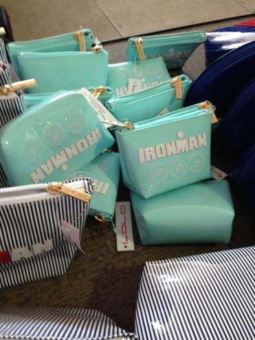 Ironman cosmetic bags!