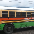 Glovers Reef Atoll to San Ignacio by bus