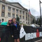 2019 Ironman 70.3 lake Placid Race Report