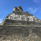 Day Trips from San Ignacio Belize Xunantunich , San Jose Succotz, Clarissa Falls and the Orange Gallery