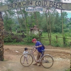 Vietnam- Phong Nha Ke Bang- The Search for the Pub with Cold Beer