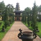 Vietnam- Hue-Thien Mu Pagoda