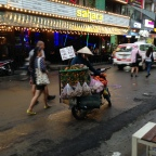 Ho Chi Minh City Walking Street and the Co Chi Tunnels