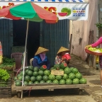 A Bike Ride around Can Tho and a bus to Ho Chi Minh City